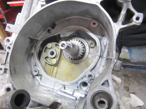 ホンダ スマートデュオ AF56 エンジン腰上 オーバーホール