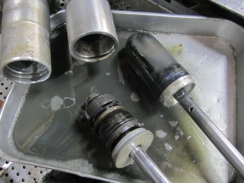 ホンダ XR250のエンジンオーバーホール/載せ換え/リアサスペンション オーバーホール/その他諸々